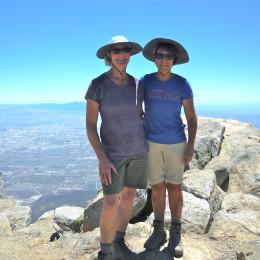 2 Calicos, 1 Big Hike